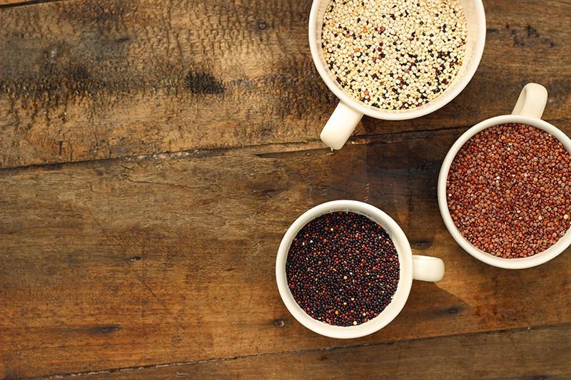 Cooking Supergrains – Quinoa