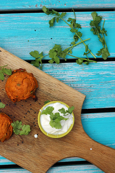 sweet potato falafel mulberries