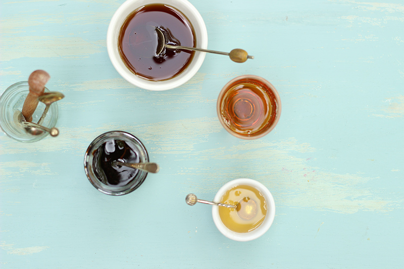 Agave V's Brown Rice Syrup (a healthier Lemon Curd)