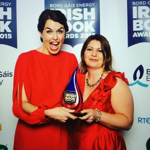 The Irish Book Awards susan jane white winner