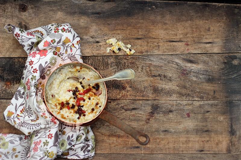 4-Grain Porridge