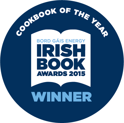 Winner - Bord Gais Energy Irish Book Awards 2015 - Cookbook of the Year